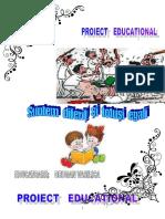 0 Proiect Educational Violenta
