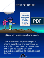 Desastres Naturales..ppt