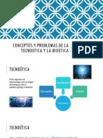 Tecnoetica y Bioetica