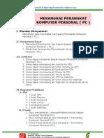 panduan MERANGKAI_PC