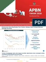 Presiden RI APBN 2018 Konperensi Pers 2017