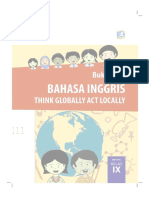Buku Pegangan Guru Bahasa Inggris SMP Kelas 9 Kurikulum 2013