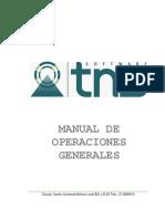 Manual Operaciones General TNS