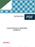 Factorizacion-polinomios