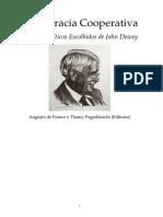 Democracia Cooperativa - Escritos Políticos Escolhidos de John Dewey - Augusto de Franco e Thamy Pogrebinschi