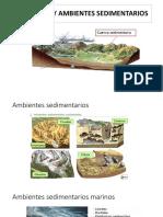 Ambientes Sedimentarios y Cuencas