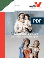 Vierges a l Enfant Classiques Et Neo Classiques