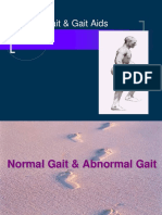 Gait and Gait Aids-muscle Weekness