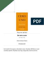 Resumen De Cero a Uno.pdf