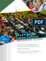 T16 26234 SSER Start Right Program Guide 2015 Orientation v2