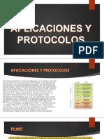 #3aplicaciones y Protocolos