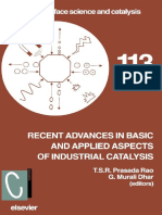 Studies in Surface Science and Catalysis