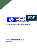 Curso de programação para HP48GX