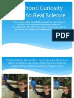 science documentation