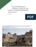 Http Elcomercio Pe Lima Sucesos Ladrillos Prohibidos Norma Sismica 9 10 Viviendas Informales Noticia 464021