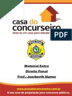 Material Extra PRF Direito Penal Joerberth