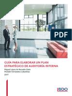 BDO Peru Guia Plan de Auditoria