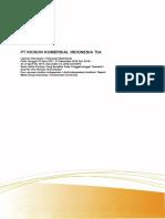 Financial Report Kioson 2015 April 2017