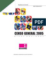 Libro Cen So 2005 Nacional