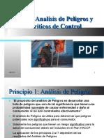 Analisis de Peligros y PCC