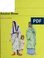 Costume Reference - Costume of Ancient Rome