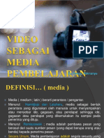 videosebagaimediapembelajaran-160104014941