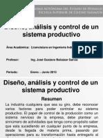 Diseno Analisis y Control de Un Sistema Pro