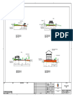 Site Grading Section Sheet 1