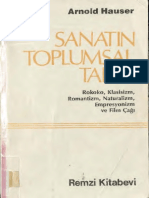 Arnold Hauser - Sanatın Toplumsal Tarihi.pdf