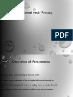 Internal Audit Process Overview