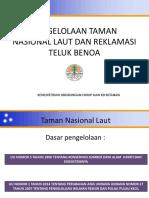 05 Paparan Kementerian Lhk Pengelolaan Taman Nasional Laut Dan Reklamasi Teluk Benoa