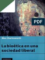 La Bioética en Una Sociedad Liberal