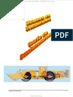 Material Sistemas Transmision Scooptrams Cargadores Subterraneos Partes Estructura Componentes Mecanismos