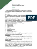 Relatórios Estagiários Seminário Metodologia