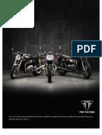 Bonneville t120-Br-y t120 Black Catálogo