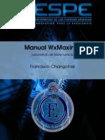 Manual Máxima