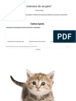 Qué significa el ronroneo de un gato....pdf
