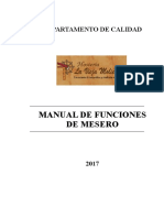 Manual de Funcion Mesero (1)