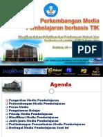 Perkembangan Media Pembelajaran Berbasis TIK