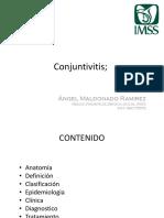 Conjuntivitis MALDONADO
