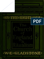 (1875) The Church of England and Ritualism