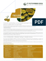 Special Extract Brochure