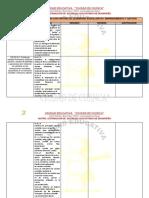 Matriz Para Distribucion de Destrezas Emprendimiento y Gestion
