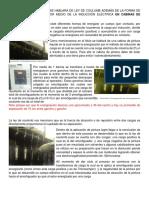 Campo Eléctrico Además de La Forma de Energizar Uninducción Eléctrica en Cabinas de Pintura Liquida