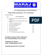 CNC Lab