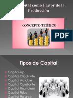 Presentación IV Capitales de Producción