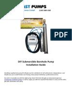 Diy Bore Pump Installation Guide