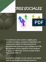 Actores Sociales ERY