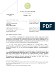 Opioid letter to Medical Community