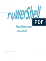 PowerShell-Referenz